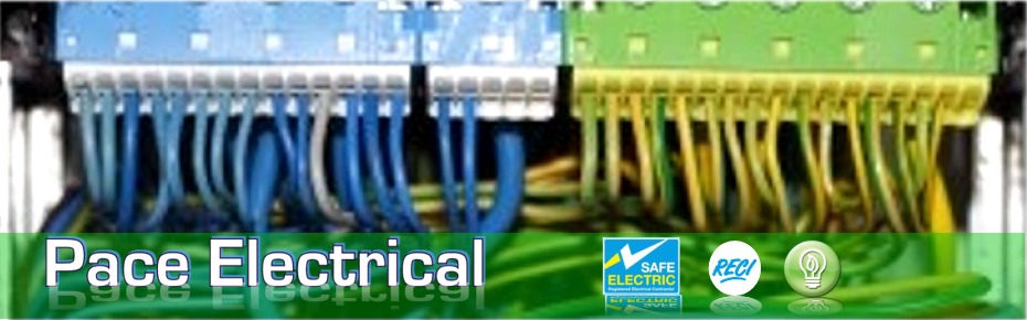 Pace Electrical for a full range of residential and commercial electrical services throughout Dublin and surrounding areas