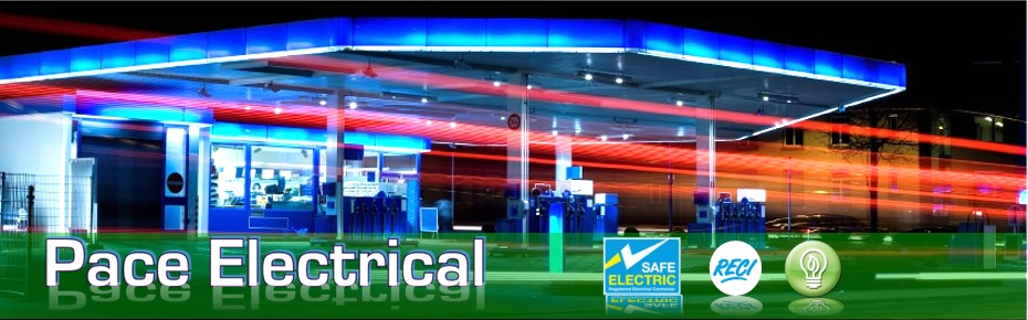 Lighting and CCTV security installations from Pace Electrical, Dublin